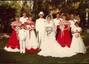 Weird Weddings (32 photos) 4