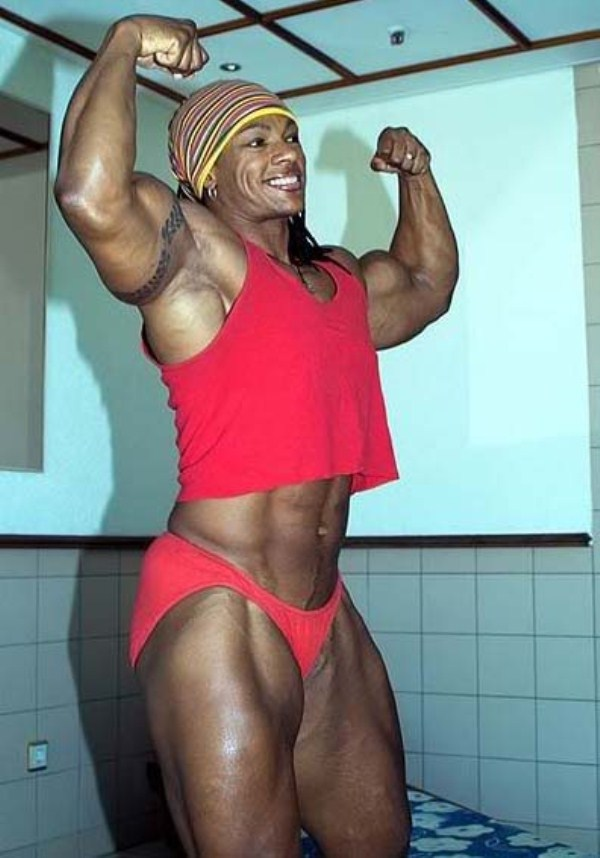 448 The Strongest Woman In The World (22 photos)