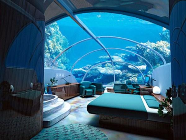 459 Poseidon Undersea Resort (12 photos)