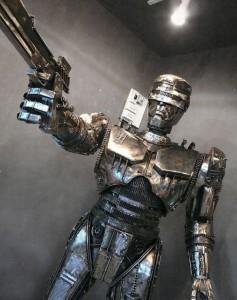 Steampunk Robocop (5 photos) 5