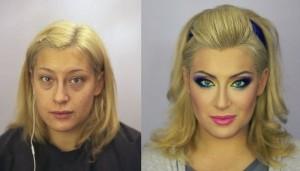 Miracles of Make-up (19 photos) 5