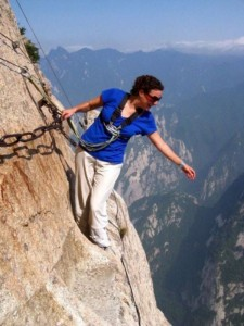 World's Most Dangerous Hiking Trail (25 photos) 5
