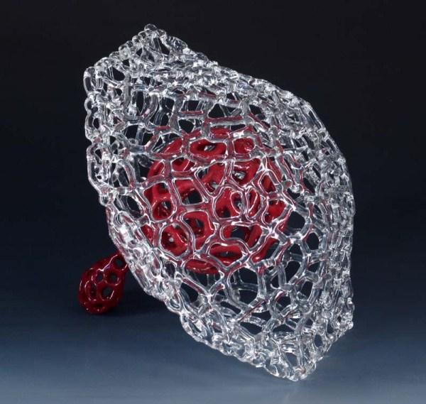 Sculptures Made Of Glass (32 photos) 5