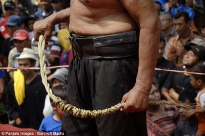 Brutal Whipping in Indonesia (9 photos) 5