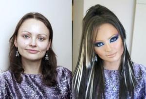 Miracles of Make-up (19 photos) 6
