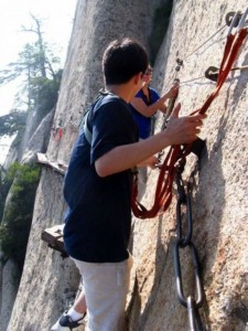 World's Most Dangerous Hiking Trail (25 photos) 6