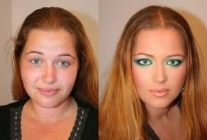 Miracles of Make-up (19 photos) 7