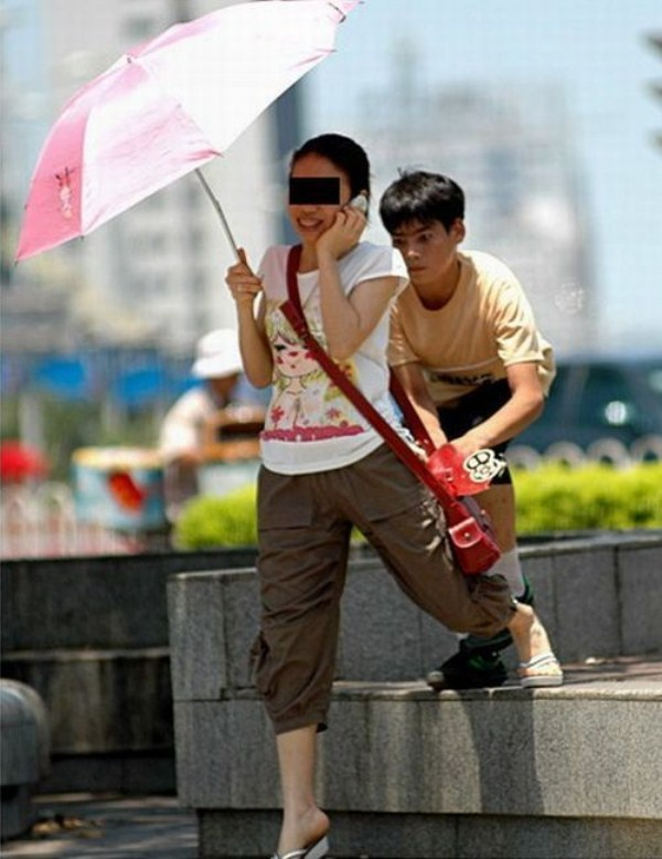729 Pick τσέπη στην Ασία (19 φωτογραφίες)