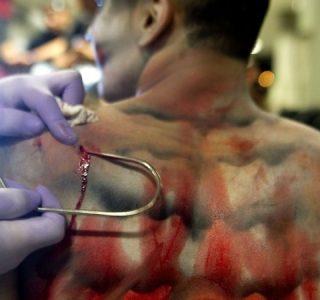 International Tattoo Convention (28 photos)