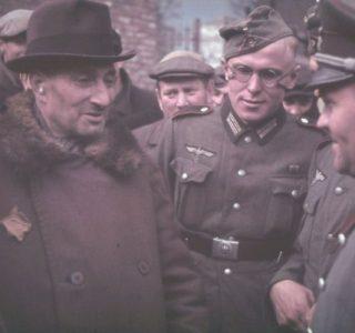 Inside Nazi-Occupied Poland (21 photos)