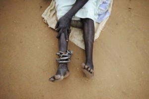 Horrible Prison in South Sudan (30 photos) 7