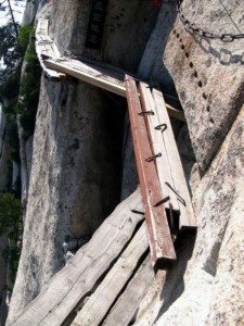 World's Most Dangerous Hiking Trail (25 photos) 8