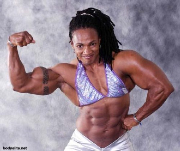 845 The Strongest Woman In The World (22 photos)