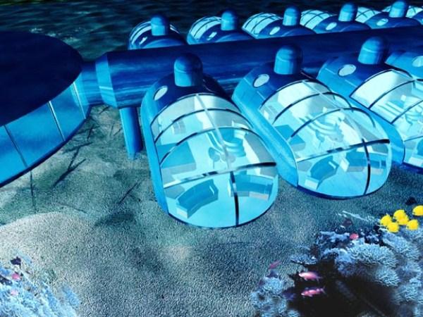 855 Poseidon Undersea Resort (12 photos)