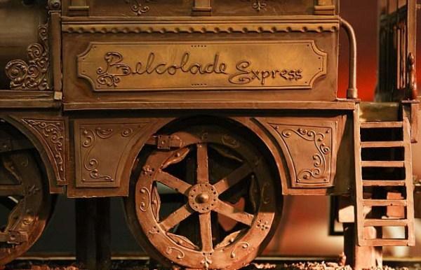 Chocolate Train (10 photos) 8
