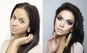 Miracles of Make-up (19 photos) 9