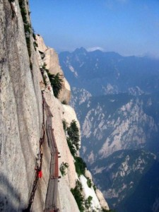 World's Most Dangerous Hiking Trail (25 photos) 9