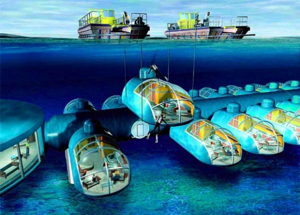 953 Poseidon Undersea Resort (12 photos)