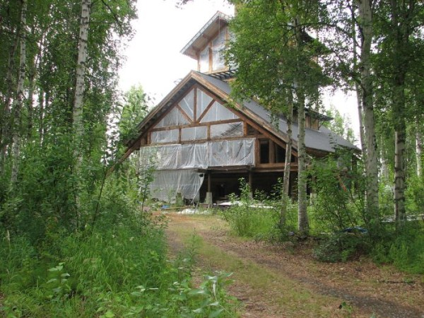 dr seuss house in alaska 1 Dr. Seuss House in Alaska (8 photos)