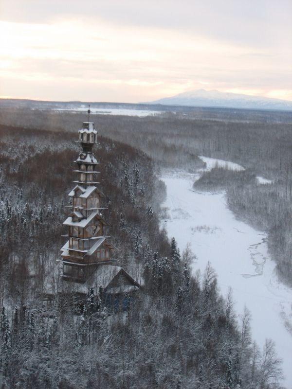dr seuss house in alaska 8 Dr. Seuss House in Alaska (8 photos)