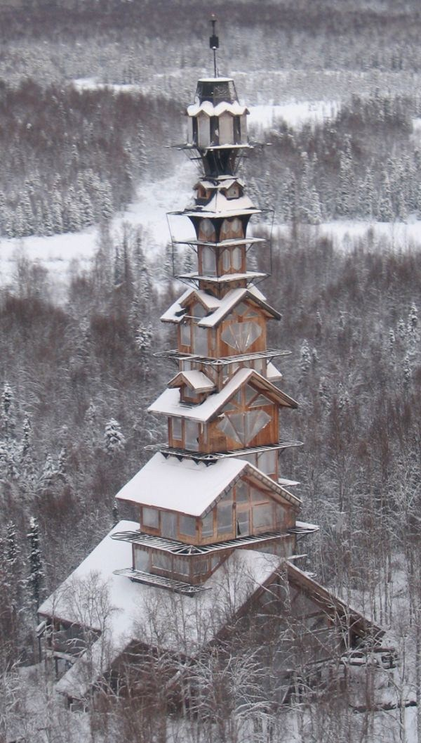 dr seuss house in alaska 9 pictures