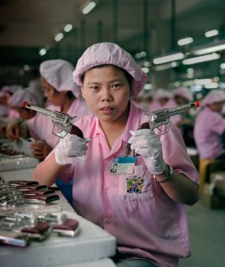 Portraits of Chinese Workers (19 photos) 2