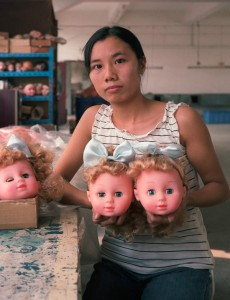 Portraits of Chinese Workers (19 photos) 6