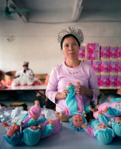 Portraits of Chinese Workers (19 photos) 7