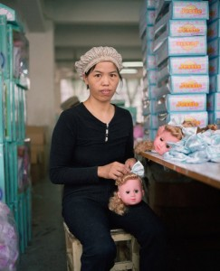 Portraits of Chinese Workers (19 photos) 8
