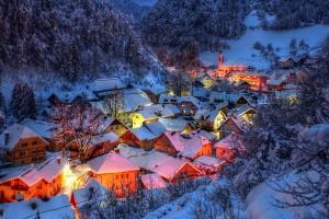Magnificent Snowy Landscapes (20 photos) 11