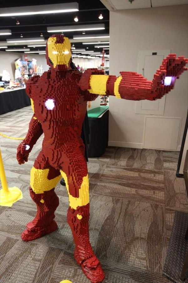 1225 Amazing Lego Creations (42 photos)