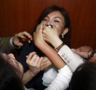When Politicians Fight (15 photos)