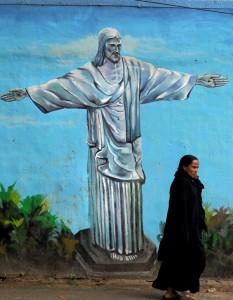 Amazing Street Art in India (28 photos) 13