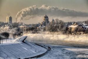Magnificent Snowy Landscapes (20 photos) 13