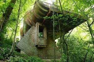 Unusual Houses (40 photos) 14