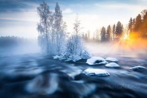 Magnificent Snowy Landscapes (20 photos) 14