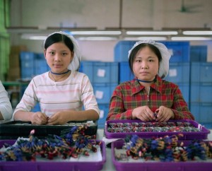 Portraits of Chinese Workers (19 photos) 15