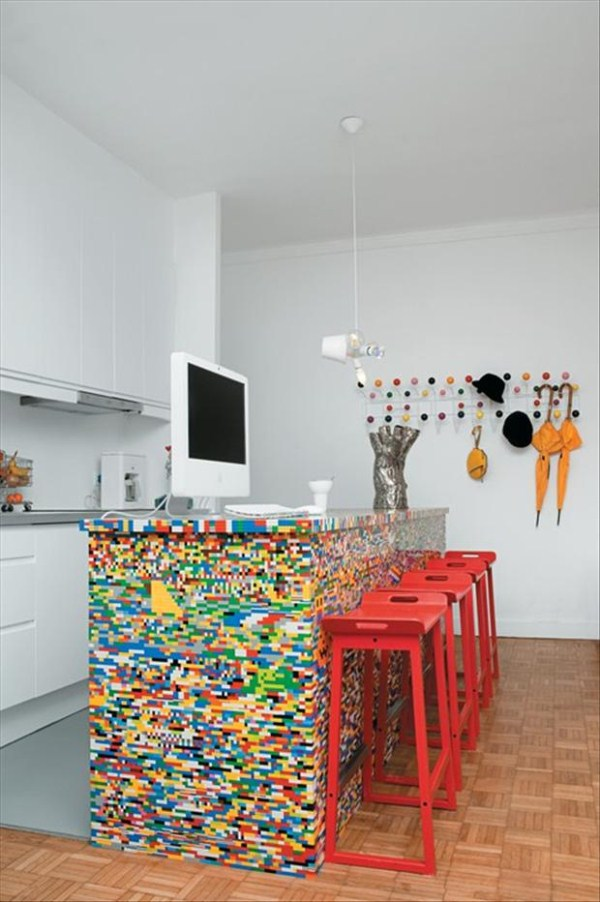 1618 Amazing Lego Creations (42 photos)