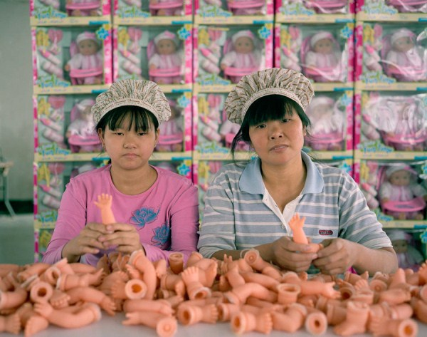 Portraits of Chinese Workers (19 photos) 16