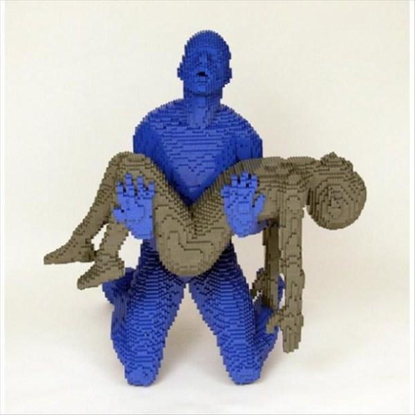 1718 Amazing Lego Creations (42 photos)