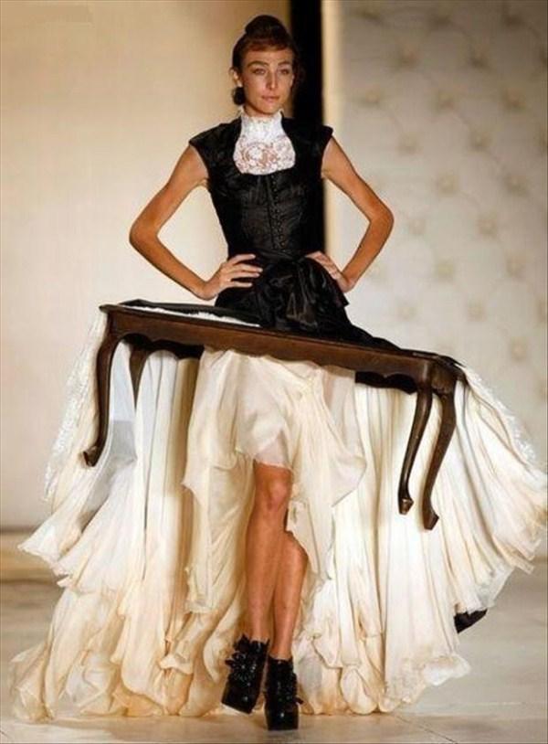1813 Crazy Fashion Designs (23 photos)