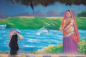 Amazing Street Art in India (28 photos) 19