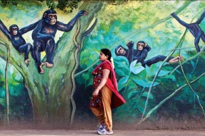 Amazing Street Art in India (28 photos) 20