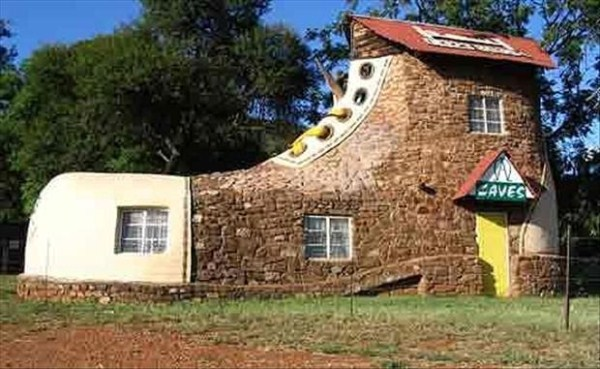 Unusual Houses (40 photos) 21