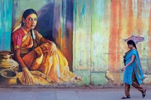Amazing Street Art in India (28 photos) 22