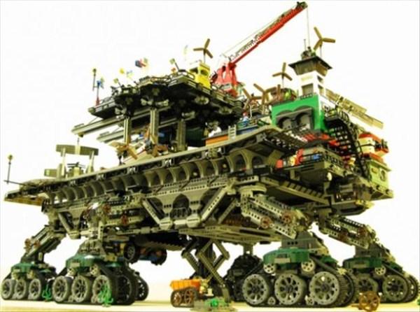 2416 Amazing Lego Creations (42 photos)