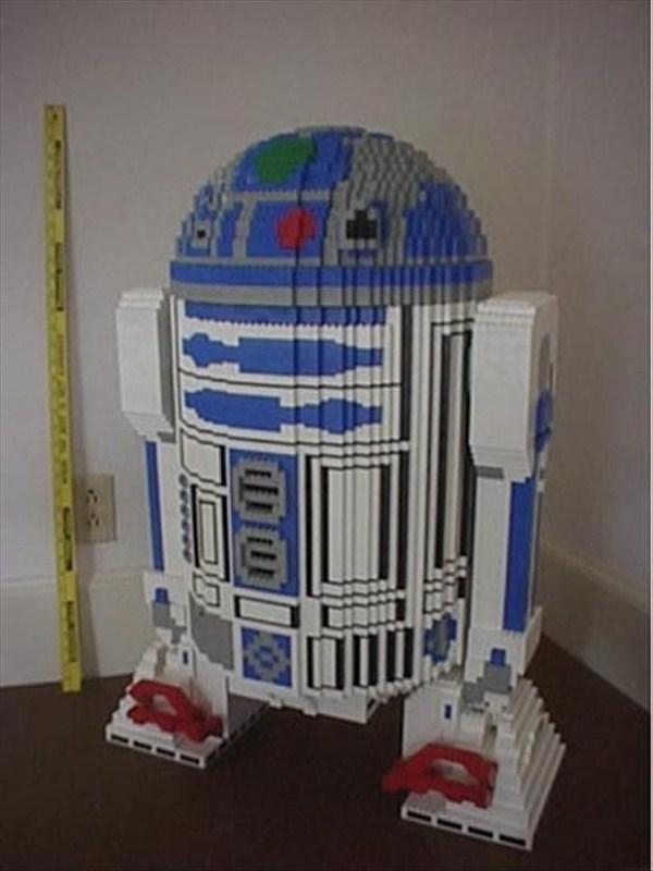 2514 Amazing Lego Creations (42 photos)