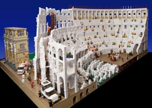 2613 Amazing Lego Creations (42 photos)