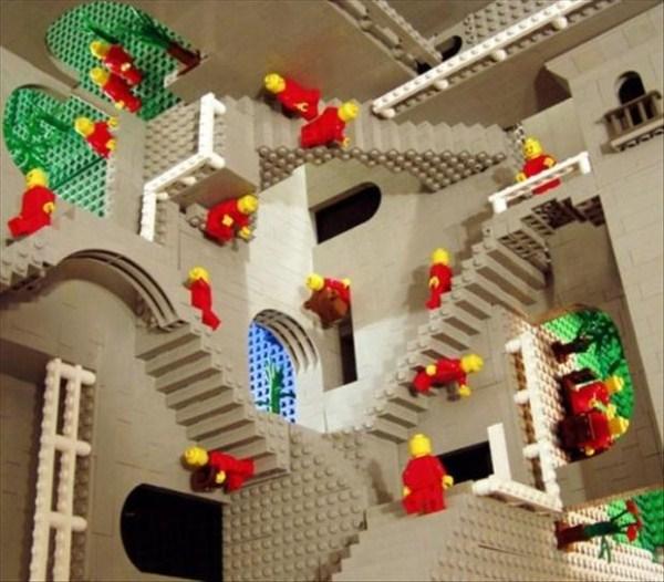 2912 Amazing Lego Creations (42 photos)