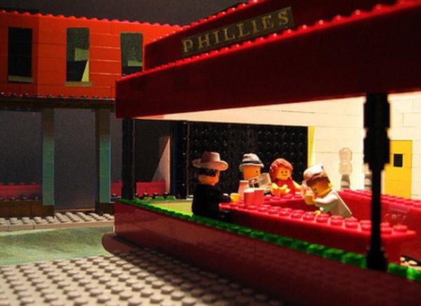 3216 Amazing Lego Creations (42 photos)